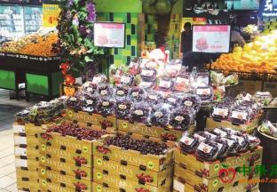 湖北武汉:贵族水果车厘子…