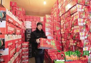 内蒙古包头:价格普降三成 水果销售进入高峰 ()