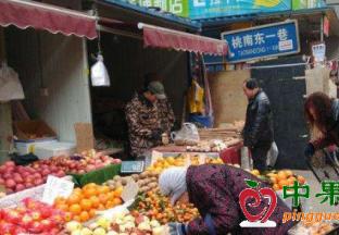 山西太原:水果价格涨跌不一 ()