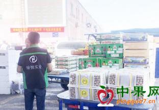 江西南昌:夏季水果价格开…