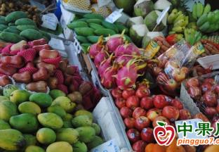 中泰签署水果可追溯性服务协议 ()